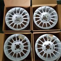 Velg Enkei RCT4 original made in Japan 17x7.5 4x100 et 41 white