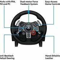 b42a4274e66 Logitech Dual-motor Feedback Driving Force G29 Gaming Racing Wheel