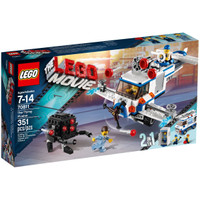 LEGO 70811 - The Lego Movie - The Flying Flusher