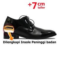 Keeve Sepatu Peninggi Badan Pria KBL-147