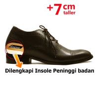 Keeve Sepatu Peninggi Badan Pria KBL-155