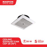"""Maspion Ceiling Exhaust Fan 10"""" CEF - 25"""