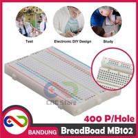 [CNC] BREADBOARD MINI SOLDERLESS 400 400P