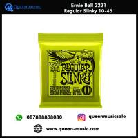 senar ernie ball 2221 regular slinky elektrik 10-46