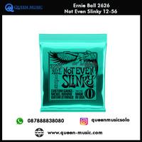 senar ernie ball 2626 not even slinky elektrik 12-56