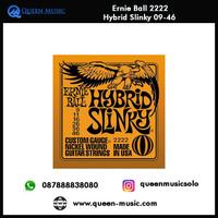senar ernie ball 2222 hybrid slinky elektrik 09-46