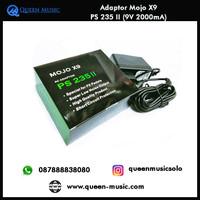 adaptor efek mojo x9 ps235 II - 9V 2000mA