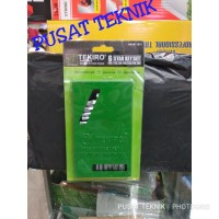 KUNCI L SET BINTANG 6 PCS TEKIRO - TEKIRO HK-ST1211