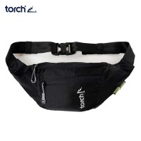TORCH WAIST BAG HAMURA HITAM