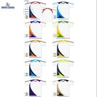 Clear Sale !!! Kaos Olahraga Badminton Oblong Athlet Alberto Tee