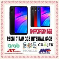 XIAOMI REDMI 7 64GB - RAM 3GB - INTERNAL 64 GB