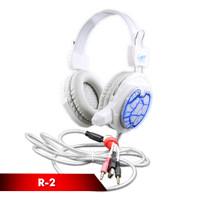 HEADSET GAMING WARWOLF R-3/GAMING HEADSET/HEADPHONE GAMING