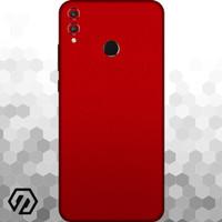 [EXACOAT] Honor 8X 3M Skin / Garskin - True Colors (Red, White &etc)
