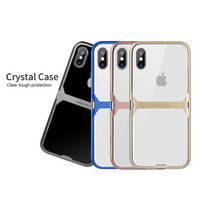 Soft Case Apple Iphone X / Apple Iphone XS Nillkin Crystal Case