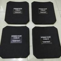 Plat Kevlar Keramik Anti Peluru Level IV