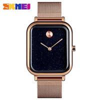 Jam Tangan SKMEI 9187 - Jam Tangan Analog Fasion Luxury iWatch