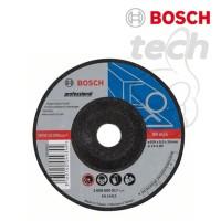 """Batu Poles Besi / Grinding Disc 4"""" Bosch - Best Range"""
