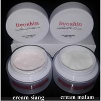Cream siang dan Malam LIYOSKIN