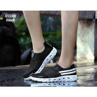 New Arrival... MEN Sneakers Fashion Korea Shoes FLS-6553@