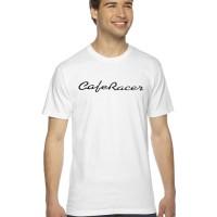 Kaos Tshirt Baju CAFE RACER CASUAL BIKER SHIRT