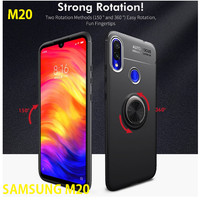 Case Auto Focus Ring Invisible Samsung M20