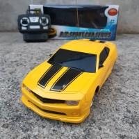 Mainan Remote Control Mobil Chevrolet Camaro - RC Car Camaro Bumblebee