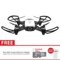 Brica B-Pro5 SE Wallee Drone 720p Video + 32GB White