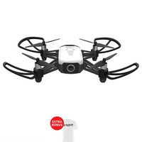 Brica B-Pro5 SE Wallee Drone 720p Video + White T-shirt