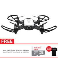 Brica B-Pro5 SE Wallee Drone 720p Video + 16GB Black