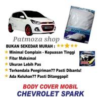 Harga body cover sarung penutup chevrolet spark untuk mobil | antitipu.com