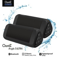 e4bb83349a2 2 unit Oontz Angle 3 Ultra Portable Wireless Bluetooth Speaker
