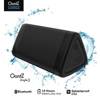 Oontz Angle 3 Cambridge SoundWorks Bluetooth Speaker - Hitam