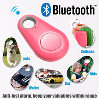 Key Finder Anti Lost Itag Bluetooth Shutter GPS