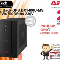 APC Back-UPS BX1400U-MS 1400VA/700 Watts 230V