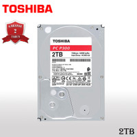 Toshiba P300 HDD / Hardisk Internal PC / Desktop 2TB SATA 7200RPM