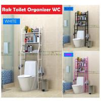 Rak Toilet Susun Organizer - Toilet WC Duduk Bathroom Storage Rack