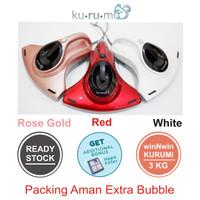 Vacuum Cleaner Kurumi UV - Pembersih Kasur Free Hepa Filter (2pcs)