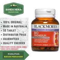 Blackmores Bio Magnesium 50 Tablet