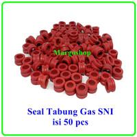 seal/ sil karet tabung gas SNI 50 pcs