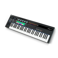 Novation 61SL MKIII - Keyboard Controller With Sequencer