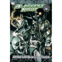 Blackest Night Rise Of The Black Lanterns TP Paperback | Amazon