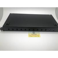 ODF / Roset FTTH / OTB Wall 12 Core/12 core SC/fiber (Kosongan)