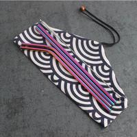 Paket 5pcs, sedotan stainless steel straw Murah warna warni