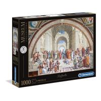 CLEMENTONI 39483 School of Athens 1000pcs Jigsaw Puzzle