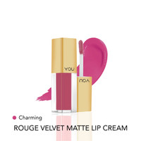 Y.O.U Rouge Velvet Matte Lip Cream 03 Charming High Pigmented
