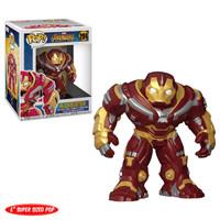 """Toys Funko Pop Marvel: Avengers Infinity War 6"""" Hulk buster"""