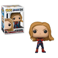 Toys Funko Pop! Marvel: Avengers Endgame - Captain Marvel