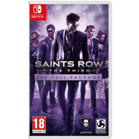Switch Saints Row The Third the Full Package (EUR/English)