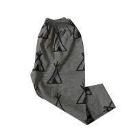 Black Tent Legging