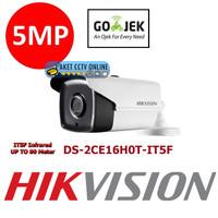 CCTV 5MP Hikvision DS-2CE16H0T-IT5F EXIR Upgrade DS-2CE16D0T-IT5F